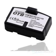Akku accu Batterie battery kompatibel zu Sennheiser BA 150, BA 151, BA 152
