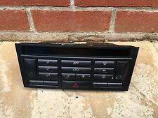 SAAB 93 9-3 03-06MY ACC CLIMATE HEATER CONTROL PANEL NON HEATED SEATS 12803221