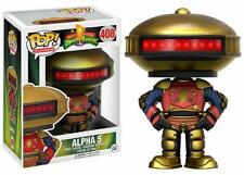 Funko POP! Vinyl: Mighty Morphin Power Rangers - Alpha 5 **Pre-Order**