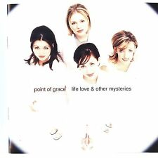Point of Grace : Life Love & Other Mysteries CD (1996)