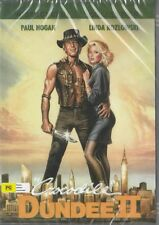 CROCODILE DUNDEE 2 - PAUL HOGAN ALL TIME CLASSICS - NEW & SEALED DVD