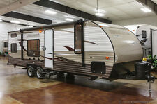 New 2016 26BH Limited Lite Bunkhouse Travel Trailer Camper with Bunks Never Used