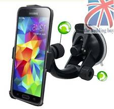 Windshield Suction Car Holder Mount Cradle Dash For Samsung Galaxy S5 SV SM-G900