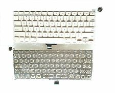 "Apple MacBook Unibody A1342 13"" Keyboard US Layout Power Button without Backlit"
