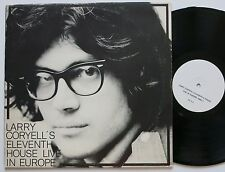 LARRY CORYELL´S ELEVENTH HOUSE LIVE IN EUROPE RARE PRIVATE LC LP 1974 VG++/MINT-