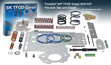 Dodge Ram Truck 46RE 47RE Transgo Performance Shift Kit W/ Plate SK TFOD Diesel