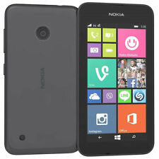 Brand New Nokia Lumia 530 Microsoft  Windows 8 Smartphone 4GB Sim Free BLACK