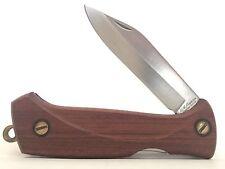 VINTAGE EKA WOOD HUNTER FOLDING POCKET KNIFE SWEDE 60 EKA SWEDEN
