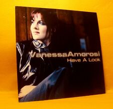 Cardsleeve single CD VANESSA AMOROSI Have A Look 2TR 2000 Eurodance