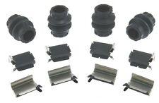 Disc Brake Hardware Kit Front,Rear Carlson H5774Q