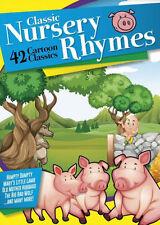 CLASSIC NURSERY RHYMES - DVD - Region 1 - Sealed