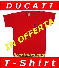 """MAGLIA T-SHIRT DUCATI TAGLIA EXTRA LARGE """"XL"""""""