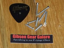 Gibson Firebird Pickup Ring Mount Set Guitar Parts Mounting 8 Screws Humbucker T