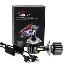 CREE 120W 10000LM LED HEADLIGHT KIT H4 HIGH LOW BEAM BULBS REPLACE HALOGEN XENON