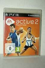 EA SPORTS ACTIVE 2 PERSONAL TRAINER USATO SONY PS3 ED ITALIANA PAL GD1 44950