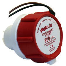 Rule 46DR Replacement Motor Cartridge for Tournament Series Pump 800GPM/12V