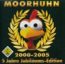 MOORHUHN 5 Jahre 2005 JUBILÄUM Jagd + Hank XS + XXS + Fluch des Goldes Neuwertig