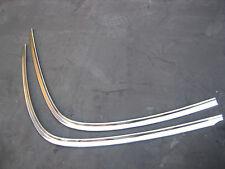Mercedes W107 Convertible Toneau Chrome Trim 350SL 450SL 560SL 72-89