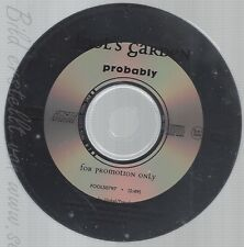 CD--FOOL'S GARDEN--PROBABLY--PROMO