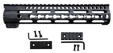 "Smith Built® 10"" Ultra-Light KeyMod Free Float Rail Handguard w/ Accessories"