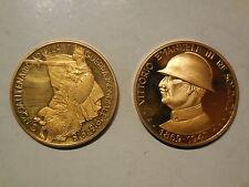Medaglia cinquantenario 1° guerra mondiale 1915 18 Vitt. Emanuele III