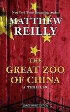 The Great Zoo Of China (Thorndike Press Large Print Thriller)