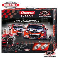 New Carrera Go HRT Champions Holden Slot Car Set Courtney v Tander