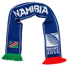 Namibia 2015 Rugby Union World Cup Knitted Scarf, Hosts England IRB
