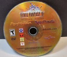 Final Fantasy XI Online: The Vana'diel Collection (PC, 2005) DISC ONLY
