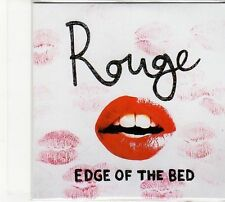 (FD78) Rouge, Edge Of The Bed - 2013 unopened DJ CD