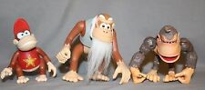 Donkey Kong Action Figures - Cranky Kong Diddy Kong 1999 Toy Site