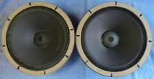 ALTEC 515E PAIR, ALTEC LANSING 515E DRIVERS IN NICE ORIGINAL CONDITION