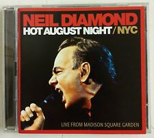 Neil Diamond Hot August Night /NYC 2008  2-CD UK 2009