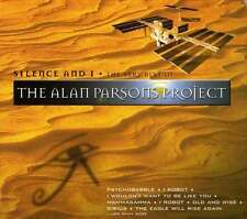 ALAN PARSON PROJECT / THE SILENCE AND I - THE VERY BEST OF * NEW 3CD BOX-SET *