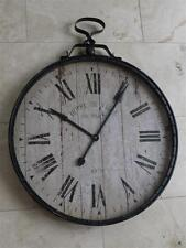 VERY LARGE WALL CLOCK INDUSTRIAL RETRO VINTAGE LOOKING CLOCK 1 METRE