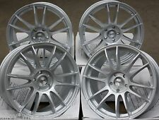 "15"" SILVER SUZUKA ALLOY WHEELS FITS BMW MINI R50 R52 R55 R56 R57 R58 R59 4X100"
