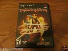 USED Breath of Fire: Dragon Quarter (Sony PlayStation 2, 2003) - Complete