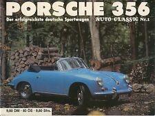 PORSCHE 356 der erfolgreichste Deutsche Sportwagen Auto-Classic nr.1