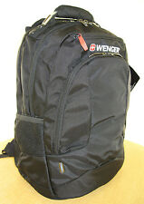 New Wenger 'Circuit' Deluxe Laptop Backpack w/Tablet/eReader Pocket - Black