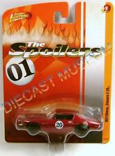 1971 '71 CHEVY CAMARO Z28 THE SPOILERS JOHNNY LIGHTNING JL FOREVER DIECAST
