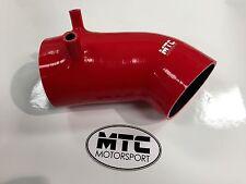 MTC MOTORSPORT AUDI RS4 SILICONE INTAKE INLET HOSE B7 4.2 V8 RED