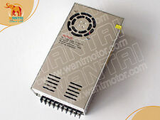 1PC 200W,48VDC Power Supply 4.71A for Nema17&23 Stepper motor&Driver CNC Router