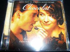 Chocolat (Johnny Depp) Original Motion Picture Soundtrack CD - Like New