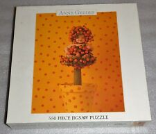 "NIB Anne Geddes Ceaco Baby Orange Tree 1997 Jigsaw Puzzle 550 Pieces 24"" x 18"""
