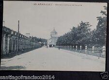 1835.-ARANJUEZ -25 Arcos y Capilla de Palacio