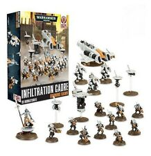 Tau Empire Infiltration Cadre Burning Dawn Warhammer 40K