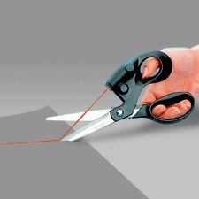 Straight Fast Laser Guided Scissors Sewing Laser Scissors Cuts