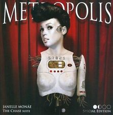 Metropolis: The Chase Suite [Special Edition] by Janelle Monáe, Janelle Monae (C