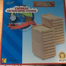Thomas & Friends Wooden Railway, Ascending Track Risers Clickity Clack Track NEW