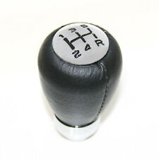 Leather Gear Shift Knob Insert For Audi 80 90 100 200 TT A1 A2 A3 A4 A5 A6 A7 A8